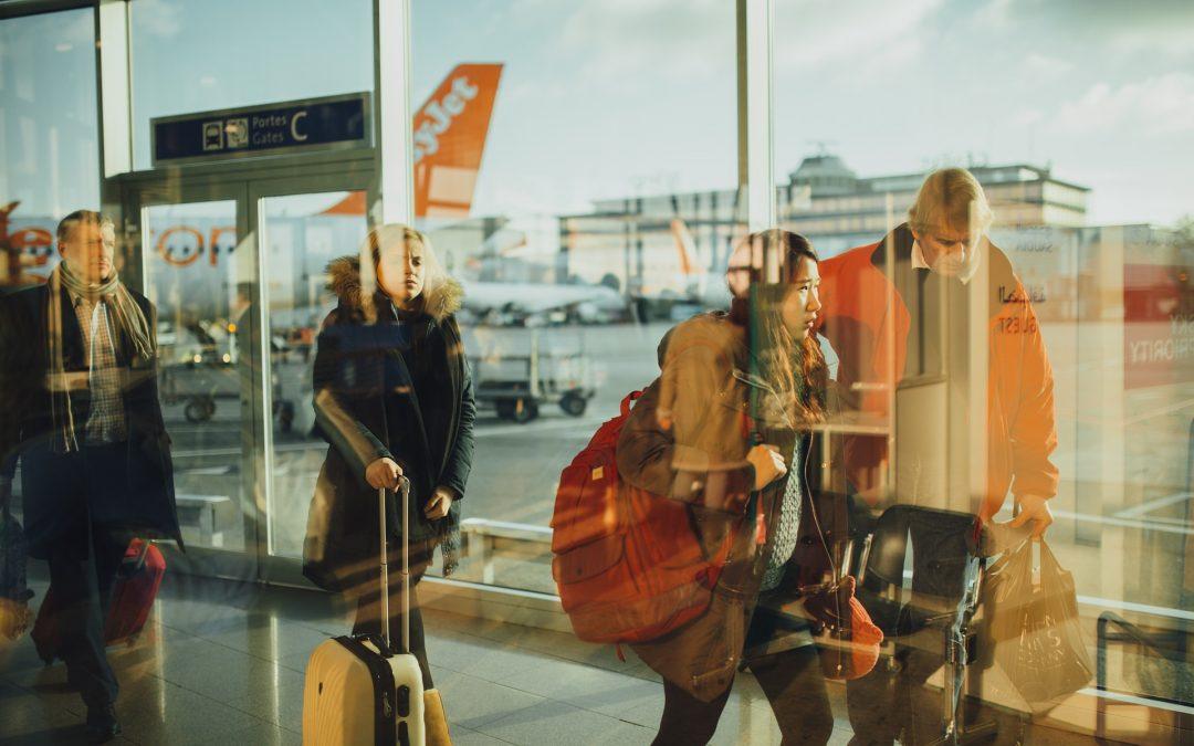 未來國際旅行需攜帶健康護照?