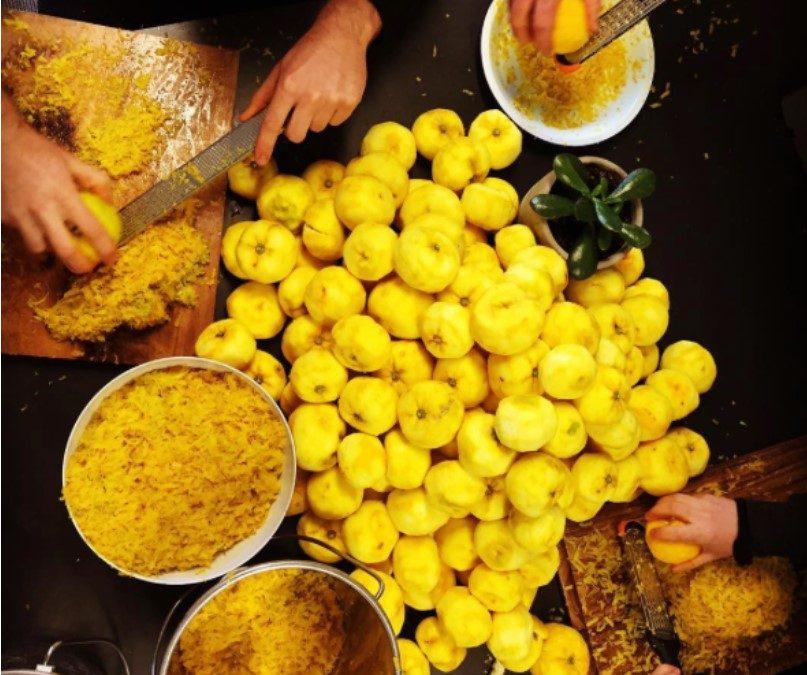 香橙-香氣四溢 味道清新的調味料