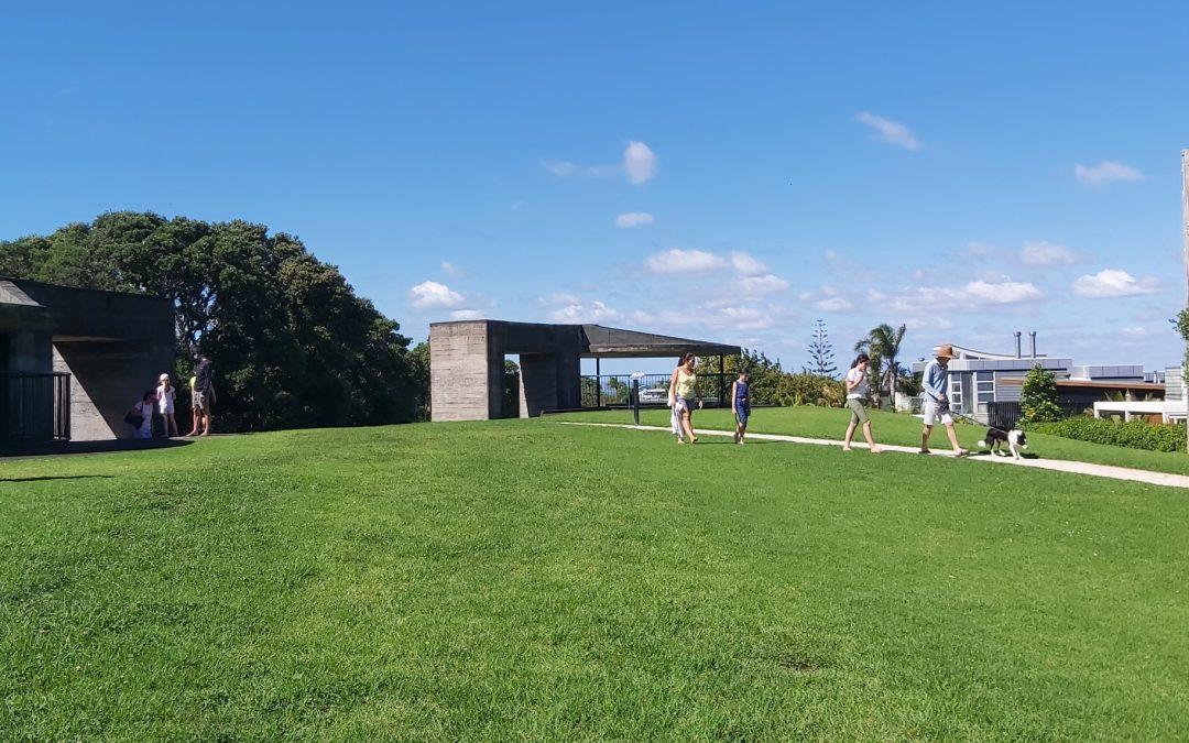 假期第一天Kennedy Park、Castor Bay游