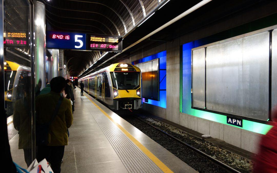 7月底 奥克兰这一枢纽车站将正式开放