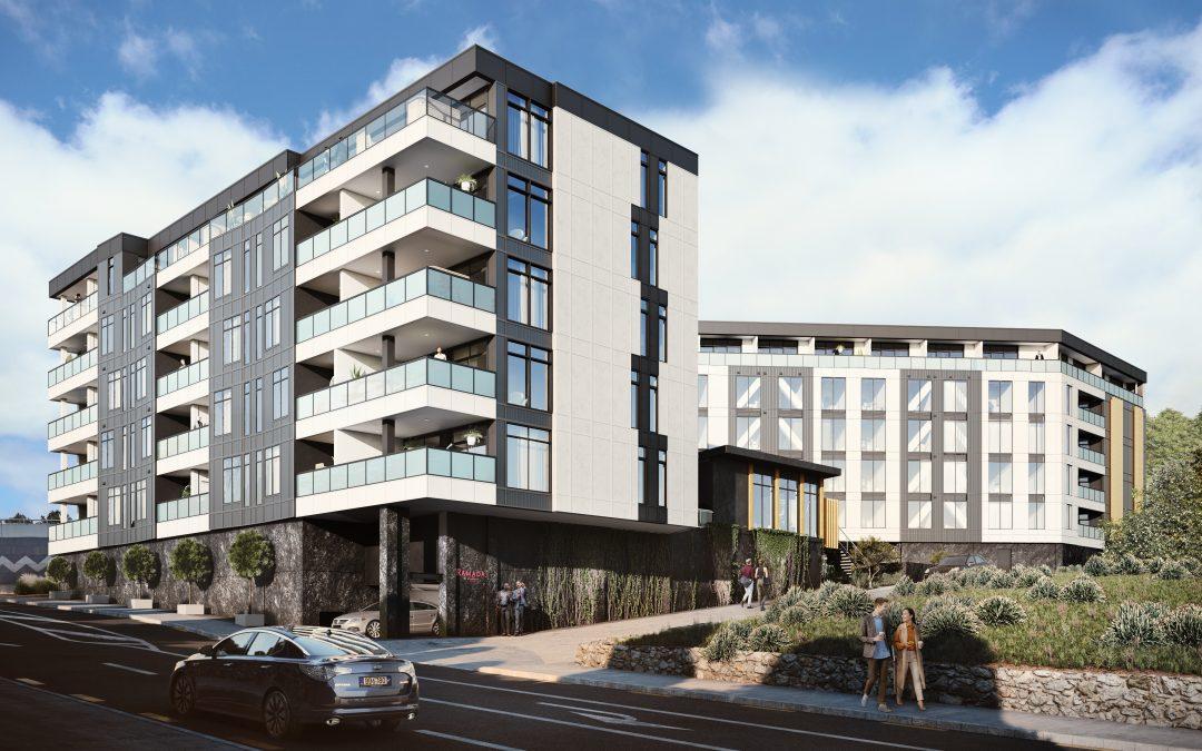 永恆的風格,現代的舒適——Newmarket Residences 高端公寓