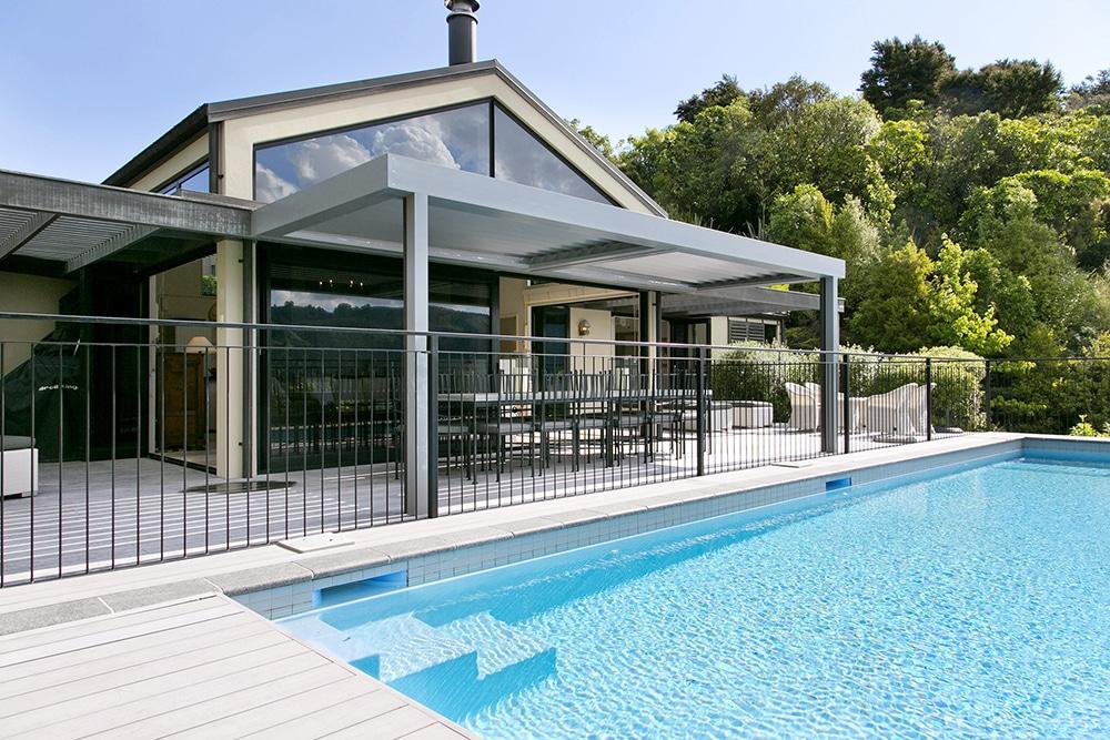 依山傍湖的私密奢華度假別墅——The Point Villas