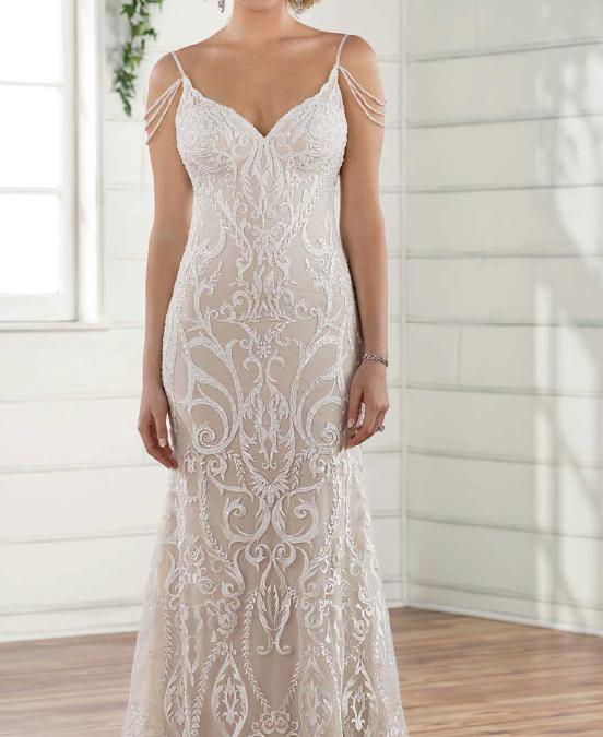 Protected: 如何挑選婚紗