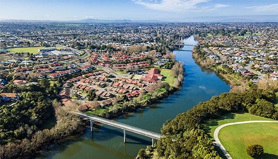 紐西蘭第四大城市正在規劃高密度住宅 其中五個郊區是重點