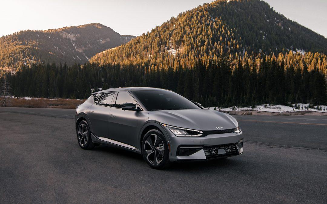 全新的起亞EV6顛覆您對電動汽車體驗的認知 2022年初隆重推出