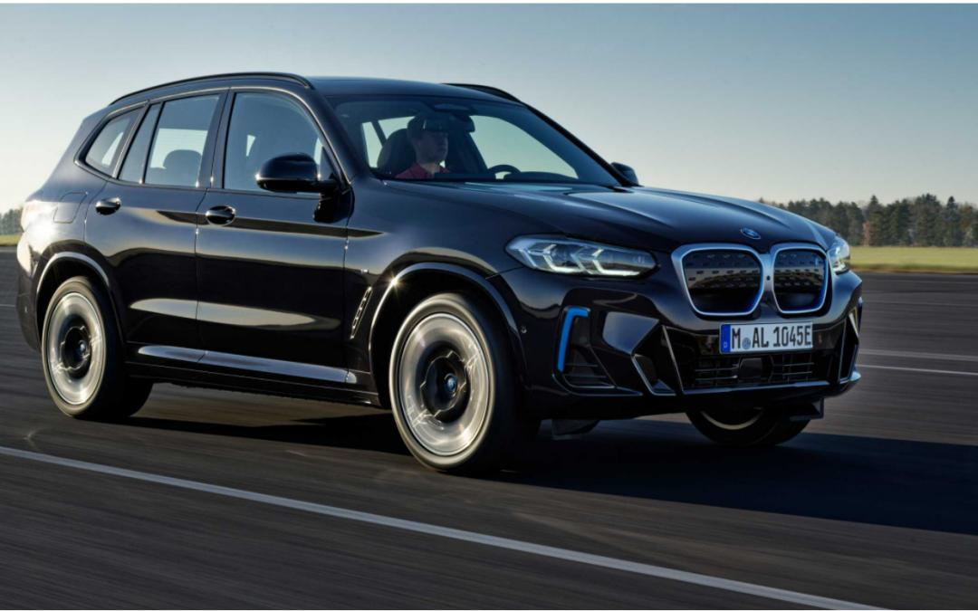 全新寶馬iX3 電動汽車新時代的開拓者 第五代 BMW eDrive 技術首款車型